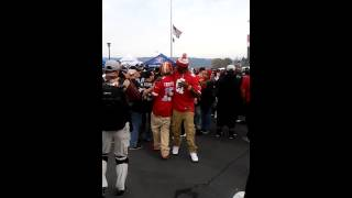 getlinkyoutube.com-Fight at raiders game 2014