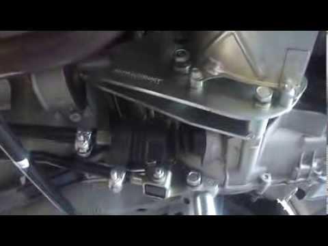 Расположение у Lada Гранта Крос рулевой тяги