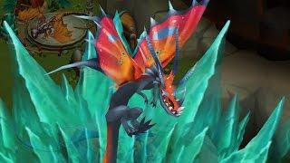 getlinkyoutube.com-- SLITHERSONG - New Dragon - Rise of Berk - New Update -