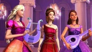 getlinkyoutube.com-Barbie Princesse Dessin Animé Complet ♧ Barbie et le Palais de diamant 2008
