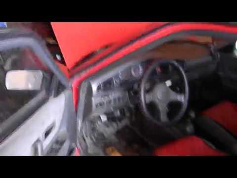 Расположение предохранителя стартера у Mazda Вериса