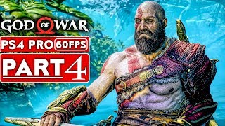 GOD OF WAR 4 Gameplay Walkthrough Part 4 [1080p HD 60FPS PS4 PRO] - No Commentary width=