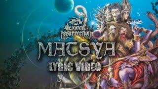 getlinkyoutube.com-Demonic Resurrection - Matsya - The Fish (Official Lyric Video)