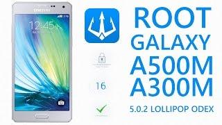 Root no Galaxy A5 / A3 - ROM Oficial 5.0.2 Lollipop.