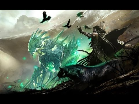 Guild Wars 2 : Le pvp + Tuto Forge mystique ! Gameplay Ranger ( Rodeur )