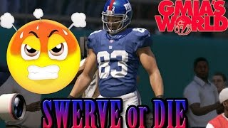 SWERVE Or Die, Madden 17 Swerve Action (#TSG) | Madden 17 Ranked Online Gameplay