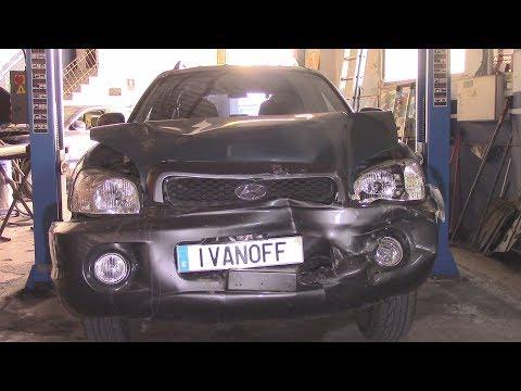 Расположение рулевых наконечников в Mercedes ЦЛА
