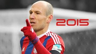 getlinkyoutube.com-Arjen Robben | Goals, Skills, Assists, Passes, Tackle | Bayern München and Netherlands | 2014/2015