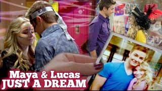 getlinkyoutube.com-Maya & Lucas - Just a Dream | Girl Meets World