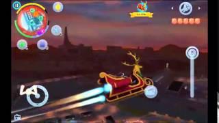 getlinkyoutube.com-Gangstar vegas-santa Claus sled ride