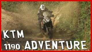 getlinkyoutube.com-Essai KTM 1190 Adventure : une vraie moto d'aventurier (English Subtitles)