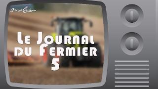 getlinkyoutube.com-FS17 / LE JOURNAL DU FERMIER / EP5/ Mods /  DLC KUHN / HOUBLONS