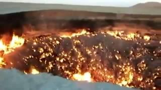 getlinkyoutube.com-دیدنی های جهان: دروازه جهنم در ترکمنستان