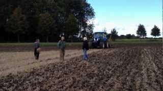 3m Hybrid Drill in Holland, drilling in wet conditions