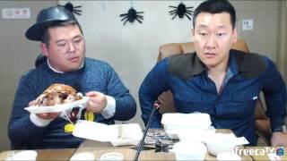 getlinkyoutube.com-BJ김여포//드디어 사나이들이 만났다! BJ난닝구 형님과 합방!