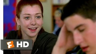 getlinkyoutube.com-American Pie (9/12) Movie CLIP - One Time at Band Camp (1999) HD