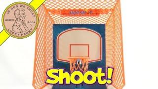 getlinkyoutube.com-Hot Shot Electronic Basketball, Shoot & Score!