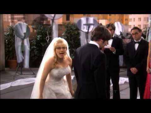 The Big Bang Theory - Howard and Bernadette's Wedding