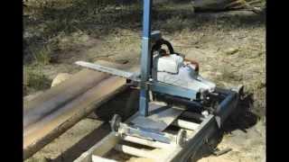 getlinkyoutube.com-Chain Saw Mill Photos