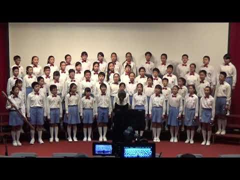 六年級合唱團參加106學年度師生鄉土歌謠比賽榮獲東南亞語系類西區優等第一名(感謝黃麗慈老師、林榮吉老師指導)