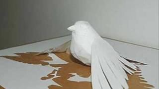 getlinkyoutube.com-Amazing Paper Sculptures