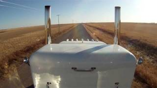 getlinkyoutube.com-custom Peterbilt 379 | Princess | GoPro | Nickelback | CAT