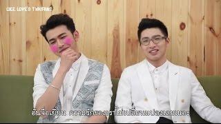 getlinkyoutube.com-[THAISUB] Like Love 2 - Nobody Knows but Me - BTS Shooting