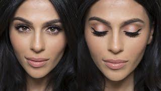 getlinkyoutube.com-Peach Shimmer Makeup Tutorial | Natural Makeup Tutorial | Teni Panosian