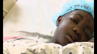 "getlinkyoutube.com-""Sitya loss"" dancer, Patrcia Nabakooza, recovering from accident injuries"