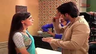 getlinkyoutube.com-Behind the Scenes of Rangrasiya. Sanaya and Ashish's MASTI