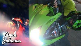 getlinkyoutube.com-Boy balapan sama Geng Serigala [Anak Jalanan] [06 Nov 2015]