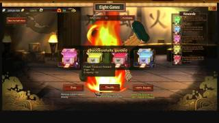 getlinkyoutube.com-New Fucntion Eight Gates | Ninja Classic | Unlimited Ninja