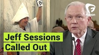 flushyoutube.com-Jeff Sessions Takes on Racism Charges at Confirmation Hearing