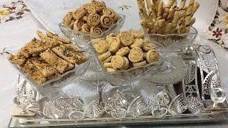getlinkyoutube.com-مملحات مختلفة النكهات الجبن ، الكاشير و الزعتر بطريقة سهلة ومتمكنة من المطبخ المغربي Sablé salé