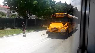 getlinkyoutube.com-2014 bluebird propane vision school bus ride