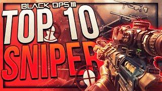 getlinkyoutube.com-BLACK OPS 3 - TOP 10 SNIPER #1 ! (DU LOURD !)