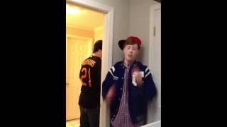 getlinkyoutube.com-Zach pees with the door open