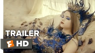 getlinkyoutube.com-The Curse of Sleeping Beauty Official Trailer 1 (2016) - Ethan Peck, India Eisley Movie HD