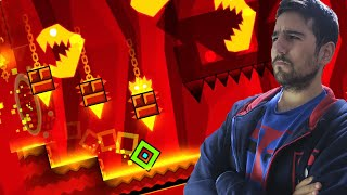 El Nuevo GEOMETRY DASH MELTDOWN !! Completado !! WOW - ElChurches