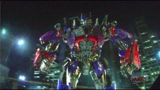 getlinkyoutube.com-Full Transformers: The Ride 3D ride at Universal Studios Hollywood [1080P HD, Binaural]