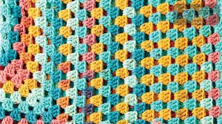 getlinkyoutube.com-How to Crochet An Afghan: Rectangle Twin Size Afghan
