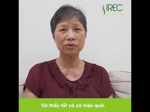 Cô Lan Hương - Bệnh nhân Thoát vị đĩa đệm Cột sống thắt lưng