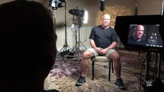 Kurt Angle reveals what brought him back to WWE