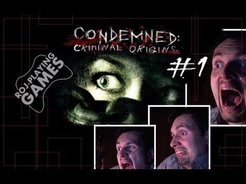 CONDEMNED: Criminal Origin #1 HORROR meets MORDOR (Roj-Playing Games!)