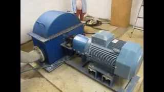 getlinkyoutube.com-Mini Hydroelectric Pelton Turbine