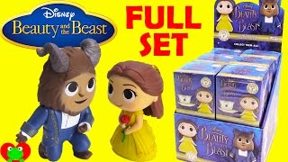 getlinkyoutube.com-Disney Beauty and the Beast Funko Mystery Minis