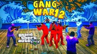 GTA 5 THUG LIFE #12 GANG WAR TRAP LIFE IN THE HOOD | S3