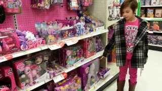 getlinkyoutube.com-Toy Hunting - Monster High, Ever After High, Moshlings and Minecraft