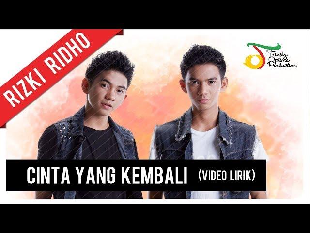 CINTA YANG KEMBALI - RIZKI RIDHO karaoke dangdut (Tanpa vokal) cover