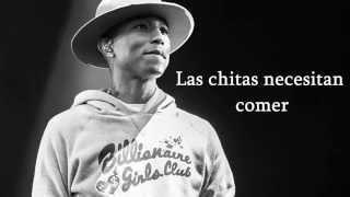 getlinkyoutube.com-Freedom - Pharrell Williams (Subtitulado Al Español )